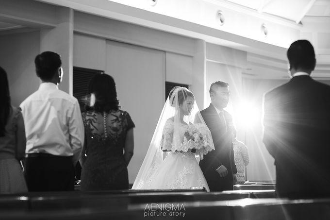 Anthony & Stephanie - Thamrin Nine by Twotone Photobooth - 022