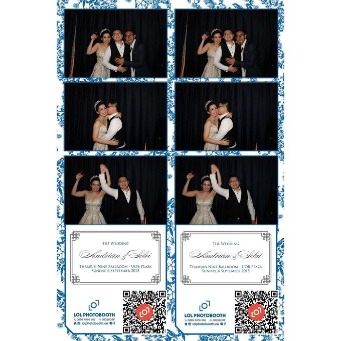 Wedding of A&S by Imelda Hudiyono Bride - 001