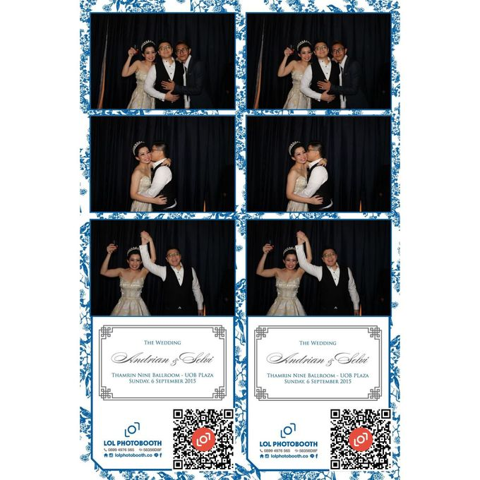 Wedding of A&S by lolphotobooth.co - 001