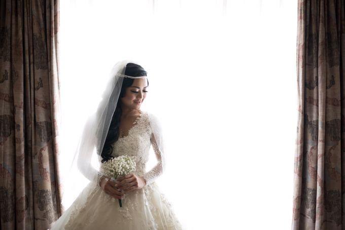 The Wedding of Dominic & Yuni by FIVE Seasons WO - 004
