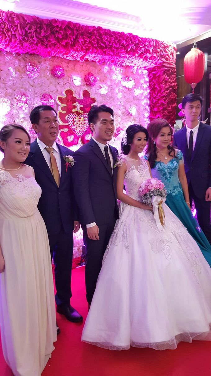The Wedding of Bonardy & Yvone by FIVE Seasons WO - 014