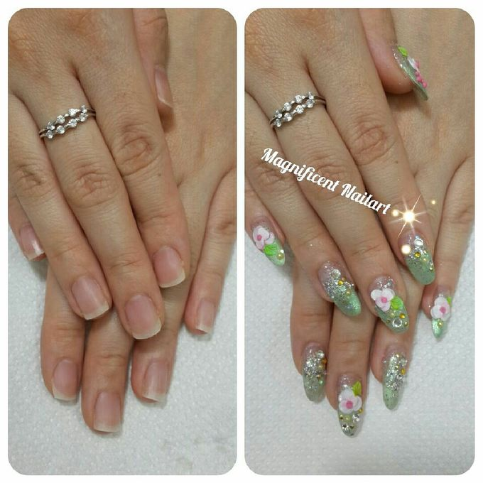 Magnificent Nail Art by Magnificent Nail Art - 002