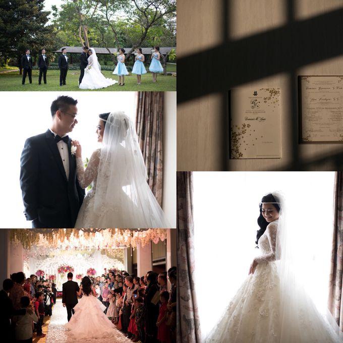 The Wedding of Dominic & Yuni by FIVE Seasons WO - 002