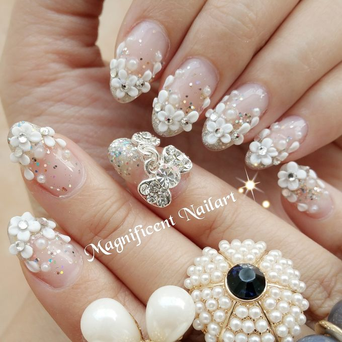 Magnificent Nail Art by Magnificent Nail Art - 004