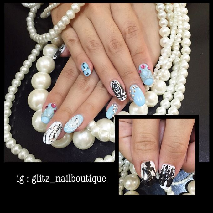 Nail Art Design by Brows To Toes - 001