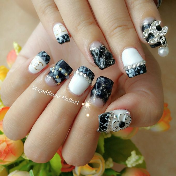 Magnificent Nail Art by Magnificent Nail Art - 005