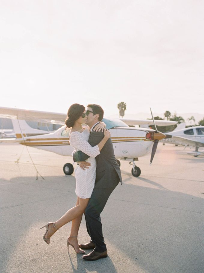 Hope Ranch Airfield Engagement by Jen Huang Photo - 006