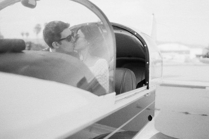 Hope Ranch Airfield Engagement by Jen Huang Photo - 024