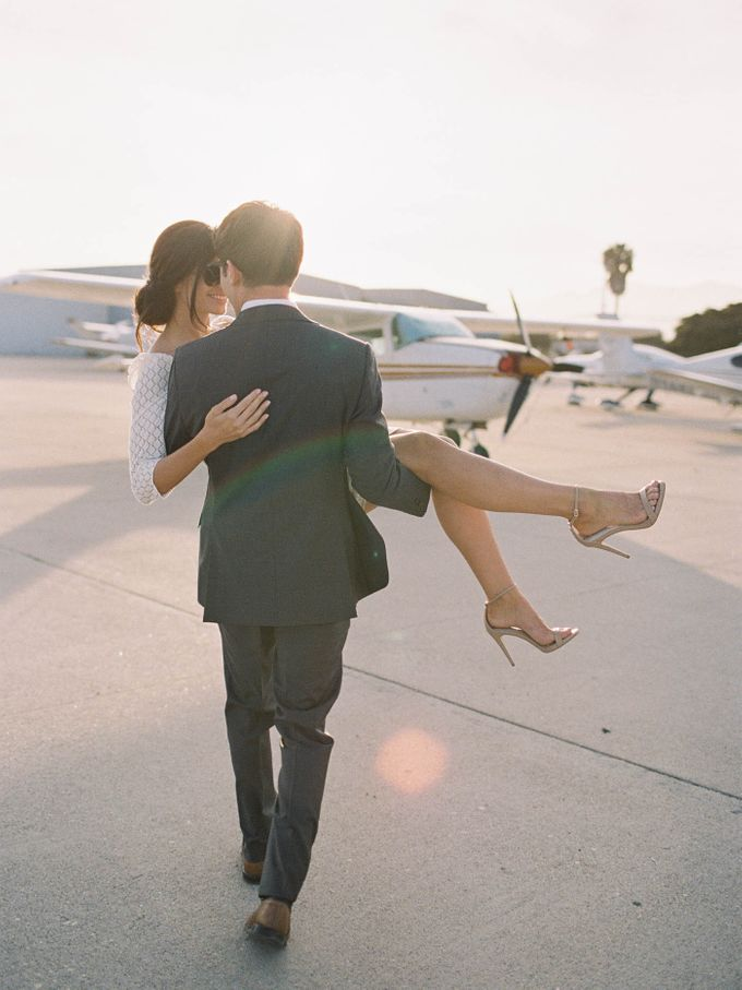 Hope Ranch Airfield Engagement by Jen Huang Photo - 026