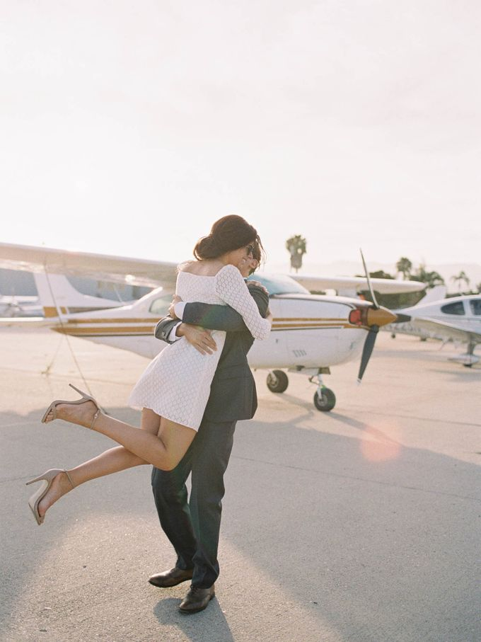 Hope Ranch Airfield Engagement by Jen Huang Photo - 008