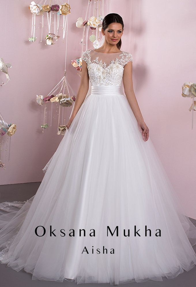 Wedding collection 2016 by OKSANA MUKHA - 004
