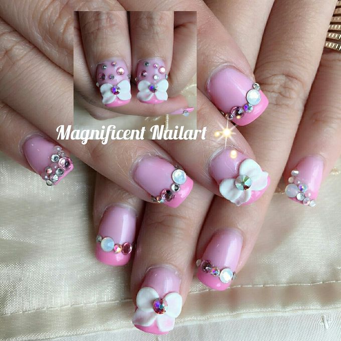 Magnificent Nail Art by Magnificent Nail Art - 006