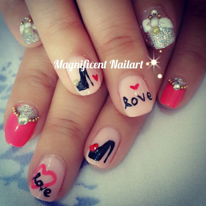 Magnificent Nail Art by Magnificent Nail Art - 007