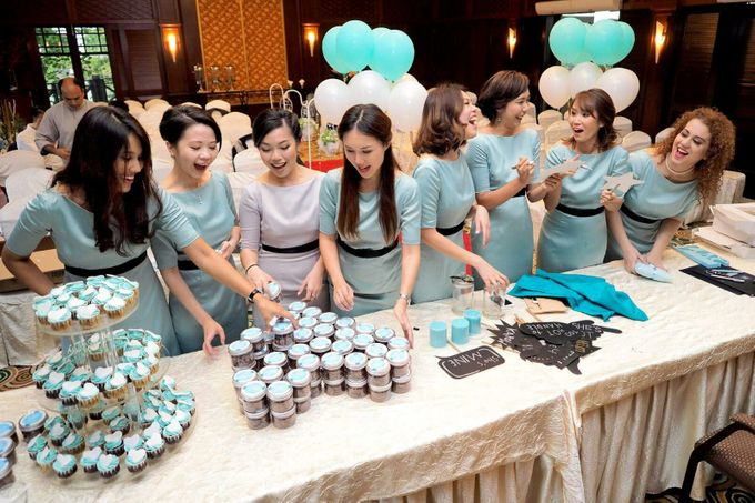 Bridesmaids by After Twelve Gown - 005