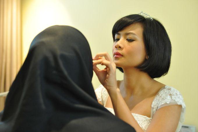 Bridesmaids makeup by Be-You-Tiful by Taridays - 002