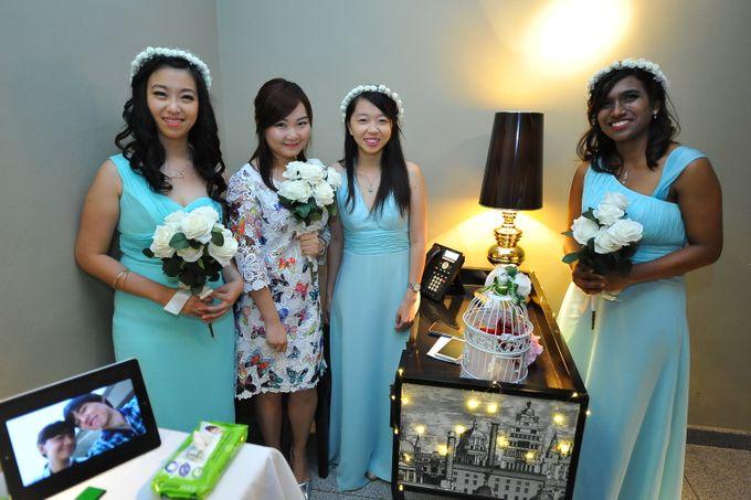 Bridesmaids makeup by Be-You-Tiful by Taridays - 005