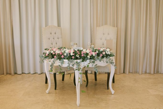 A Selection of Wedding Furniture we have available by Chic Rustique - 009
