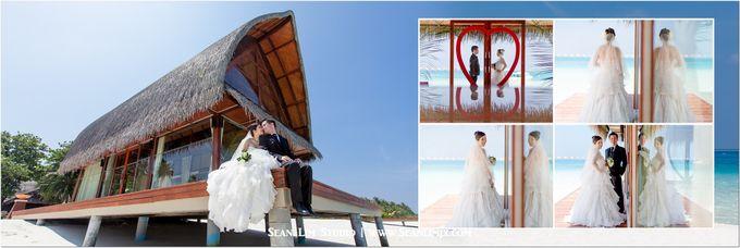 Destination Prewedding - Maldives by Sean Lim Studio - 002