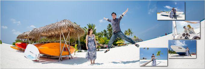 Destination Prewedding - Maldives by Sean Lim Studio - 003