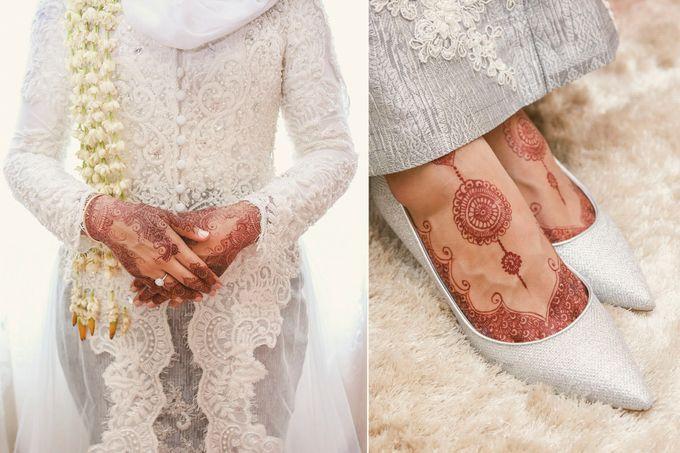 Kamilah & Saleh | Wedding by Kotak Imaji - 002