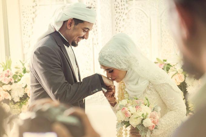 Kamilah & Saleh | Wedding by Kotak Imaji - 005