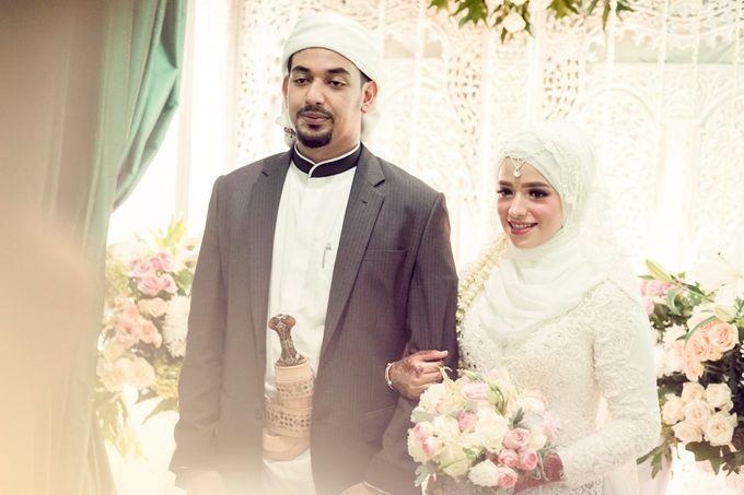 Kamilah & Saleh | Wedding by Kotak Imaji - 006