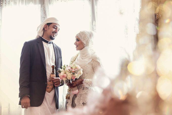 Kamilah & Saleh | Wedding by Kotak Imaji - 007