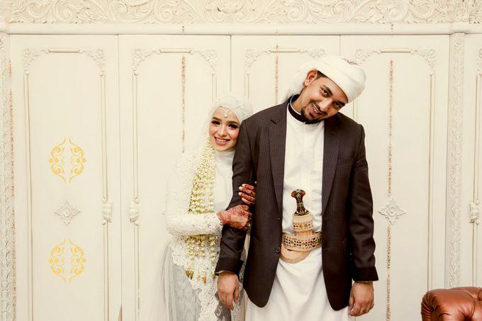Kamilah & Saleh | Wedding by Kotak Imaji - 008