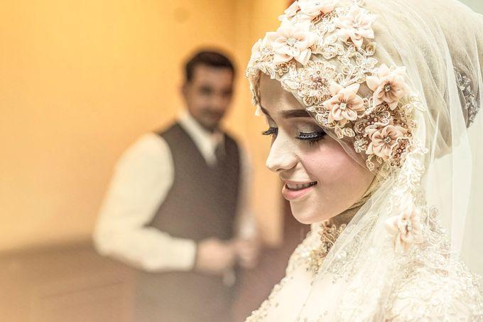 Kamilah & Saleh | Wedding by Kotak Imaji - 013