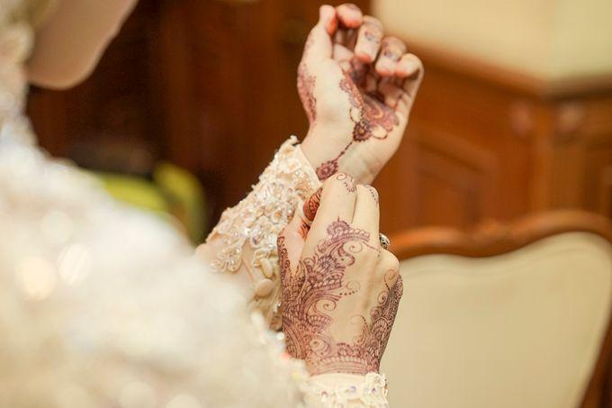 Kamilah & Saleh | Wedding by Kotak Imaji - 014