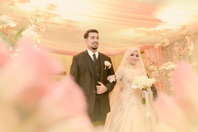 Kamilah & Saleh | Wedding by Kotak Imaji - 018