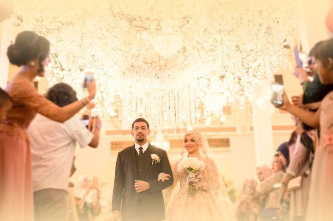 Kamilah & Saleh | Wedding by Kotak Imaji - 019