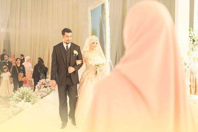 Kamilah & Saleh | Wedding by Kotak Imaji - 020