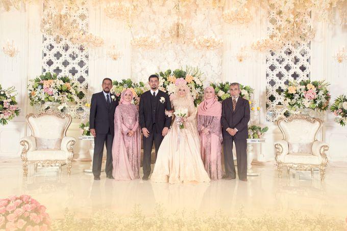 Kamilah & Saleh | Wedding by Kotak Imaji - 021