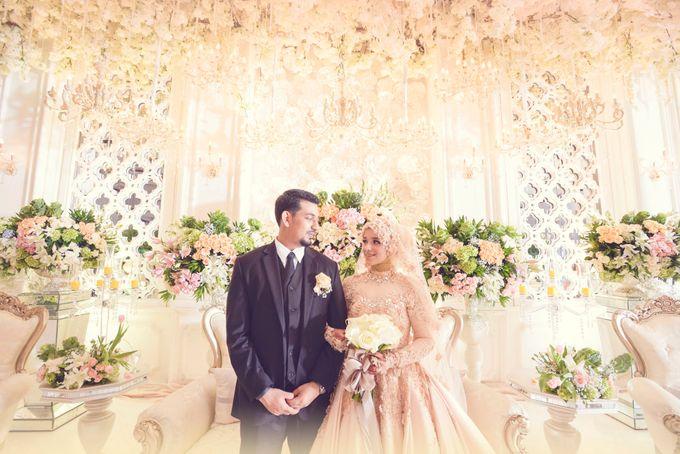 Kamilah & Saleh | Wedding by Kotak Imaji - 022