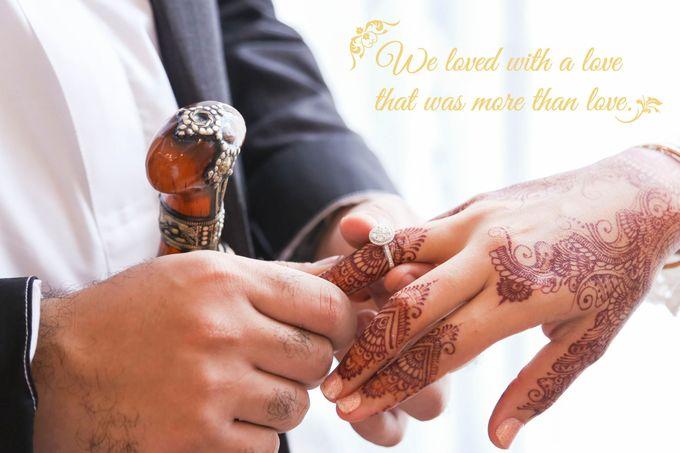 Kamilah & Saleh | Wedding by Kotak Imaji - 023