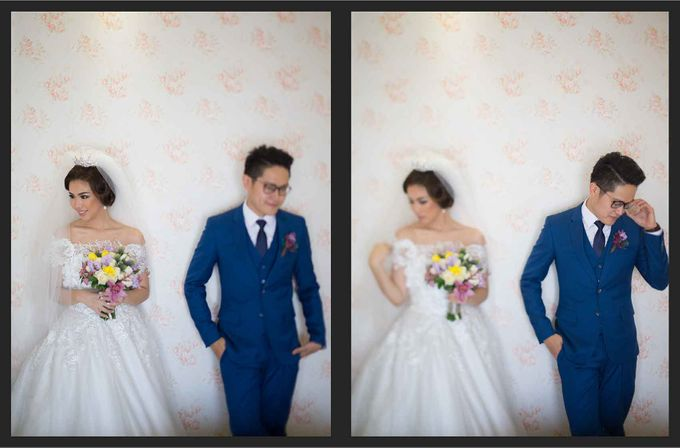 Wedding of Aldo & Agnes by Jessica Tjiptoning - 001