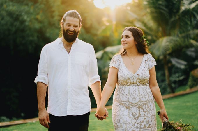 Alex and Austin Destination Wedding in Bali by Terralogical - 029