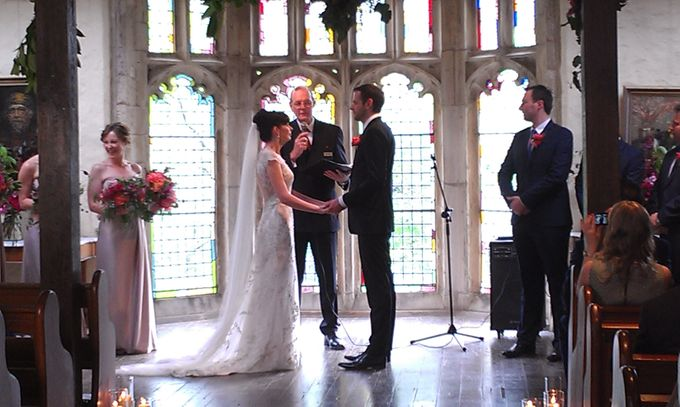 Wedding by Aussie Marriages - Marriage Celebrant - 001