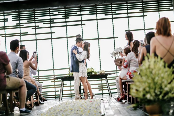 Alila Villas Uluwatu-The Wedding of Nick & Nicole by Alila Hotels and Resorts (Bali) - 030