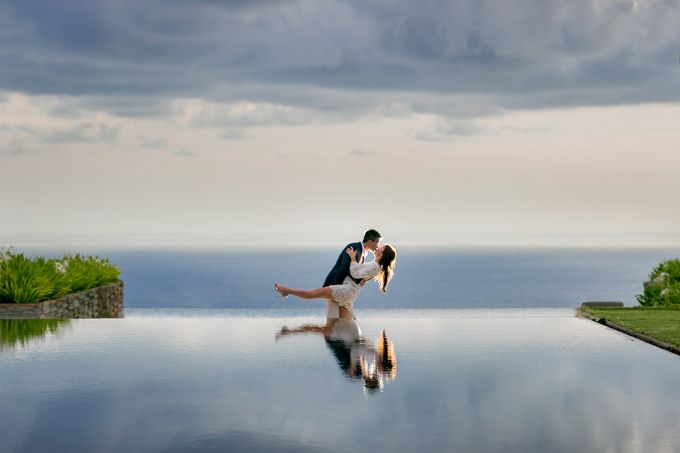 Alila Villas Uluwatu-The Wedding of Nick & Nicole by Alila Hotels and Resorts (Bali) - 038