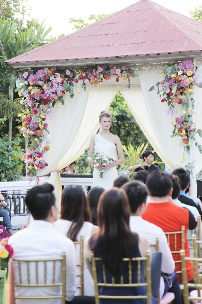 Alkaff Mansion Wedding Soiree 2015 by The Proposal - 007