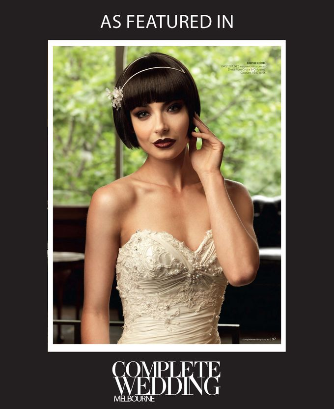 Complete Bride Fashion Shoot by Empireroom - 002
