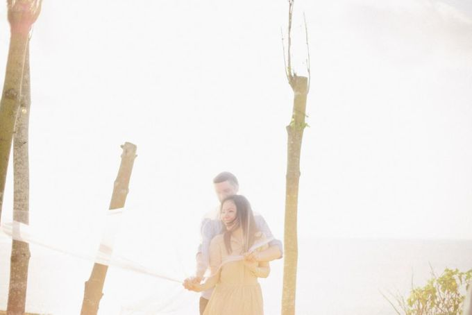 Allen + Jessica | Engagement shoot -Bali by PYARA - 006