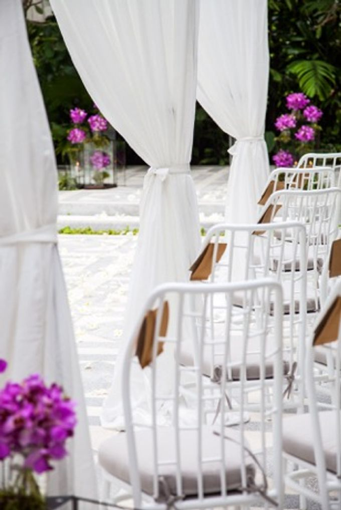 The Glass House Wedding by Tirtha Bali - 008