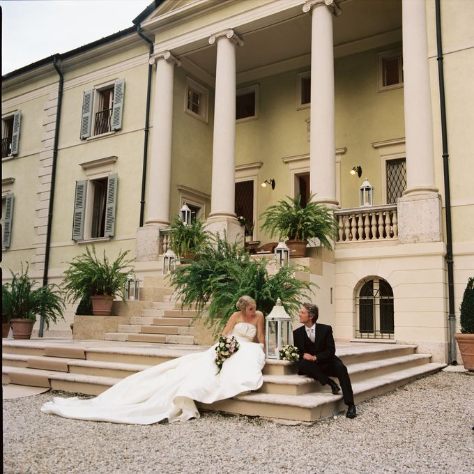 Elegant Italian Style Wedding by The Italian Wedding Tailor - 002
