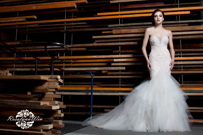 Avant Garde Collection by Rosalynn Win Haute Couture - 004