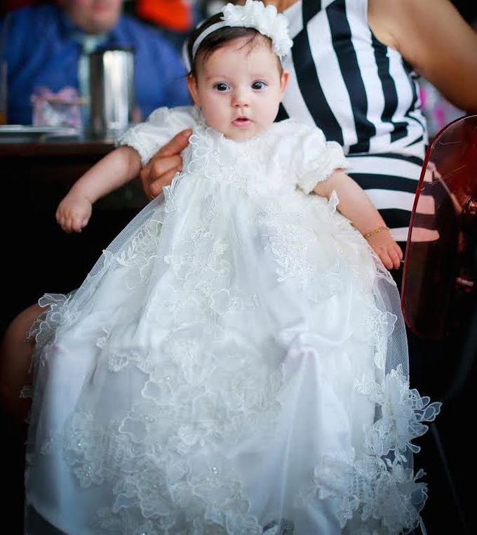 Christening Heirlooms by Rosalynn Win Haute Couture - 003