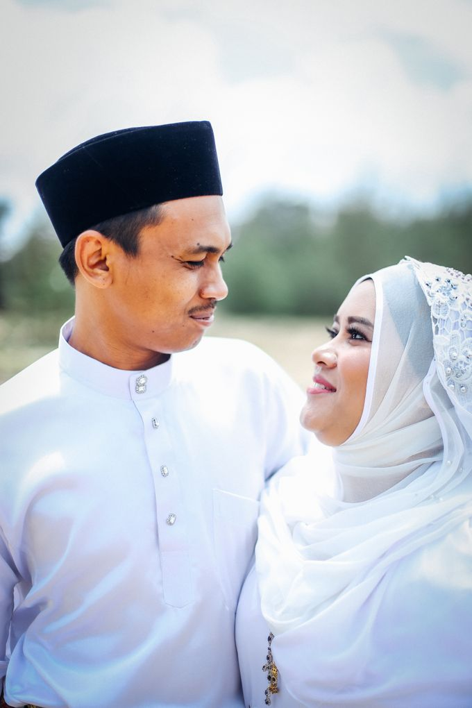 Fahmi & Mimi Wedding ceremony by The.azpf - 002