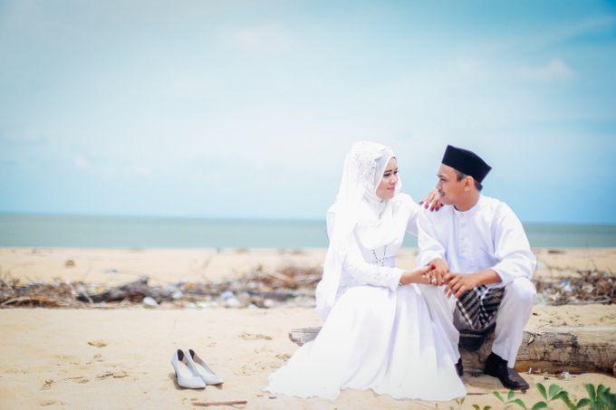 Fahmi & Mimi Wedding ceremony by The.azpf - 003